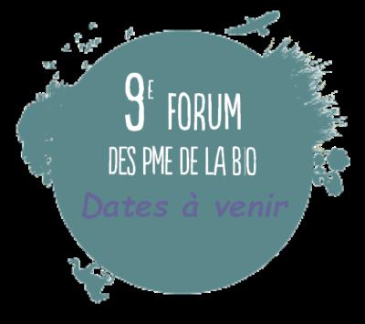 Forum des PME de la Bio
